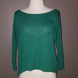 NWT Loose Fitting Dolman Top-Small